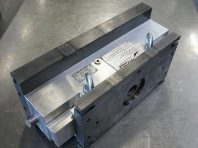 Getriebe zur Prüfung von Pumpen im Dauerbetrieb